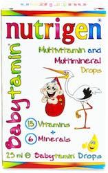 Nutrigen Babytamin Infant Drops 25ml
