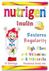 Nutrigen Childrens Inulin Powder Drink 10 Sachets