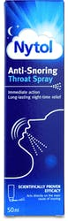 Nytol Anti-Snoring Throat Spray 50ml