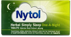 Nytol Herbal One a Night Tablets 21s