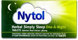Nytol Herbal One a Night Tablets 2 x 1