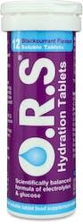 O.R.S Hydration Blackcurrant 12 Tablets