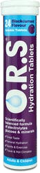 O.R.S Hydration Blackcurrant 24 Tablets