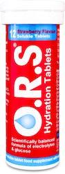 O.R.S. Hydration Strwaberry 12 Tablets