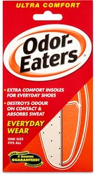 Odor-Eaters Extra Comfort Insoles One Size