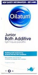 Oilatum Junior Bath Emollient Additive