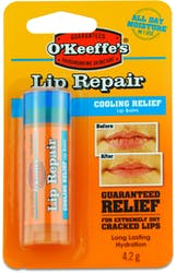 O'Keeffes Cooling Relief Lip Repair Balm 4.2g