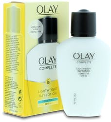 Olay Complete Essentials Day Lotion Care Sensitive Skin SPF15 100ml