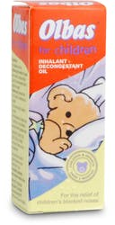 Olbas decongestant oil for children 10ml