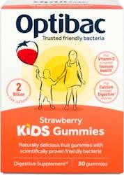 OptiBac Kids Gummies 30s