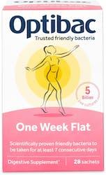 OptiBac Probiotics One Week Flat 28 Sachets
