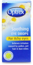 Optrex Itchy Eyes Eye Drops 10ml