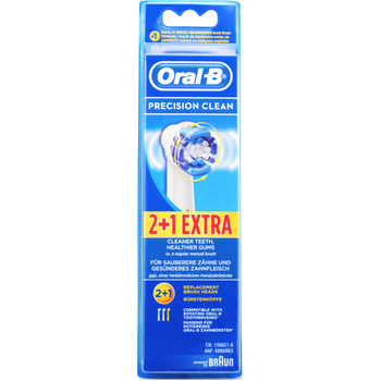 Oral-B 3 for 2 Toothbrush Heads
