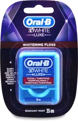 Oral-B 3DWhite Luxe Whitening Dental Floss 35m