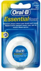 Oral-B Essential Dental Floss Unwaxed Unflavoured 50m
