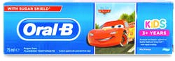 Oral-B Kids Cars Toothpaste 75ml