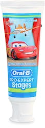Oral B Pro-Expert Stages Cars Toothpaste75ml