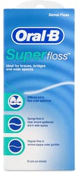 Oral-B Super Floss Pre-Cut 50s