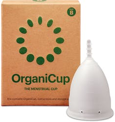 Organicup Menstrual Cup Size B