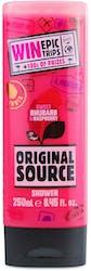 Original Source Rhubarb & Raspberry Shower 250ml
