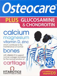 Osteocare Glucosamine and Chondroitin 60 Tablets