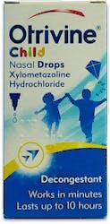 Otrivine Nasal Drops 10ml