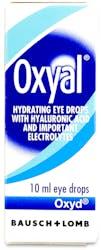 Oxyal Lubrication Eye Drops 10ml