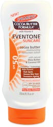 Palmer's Cocoa Butter Eventone Suncare Lotion SPF 50 250ml