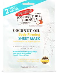 Palmer's Coconut Oil Body Firming Shet Mask 2 Single Use Masks