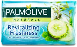 Palmolive Green Tea & Cucumber Soap Bar 90g