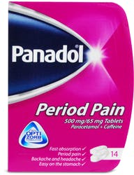 Panadol Period Pain 14 Tablets