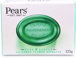 Pears Oil Clear Soap 125g