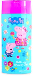 Peppa Pig Bath & Shower Gel 400ml