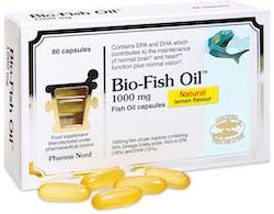 Pharma Nord Bio-Fish Oil 1000mg 80 Capsules