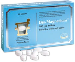 Pharma Nord Bio-Magnesium 200mg 60 Tablets