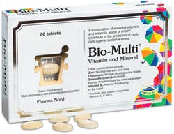 Pharma Nord Bio-Multi Vitamin and Mineral 60 Tablets