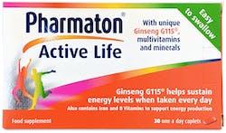 Pharmaton Active Life 30 Caplets