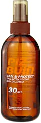 Piz Buin Tan And Protect Accelerating Oil Spray Spf 30 150ml