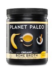 Planet Paleo Bone Broth Protein Powder Vanilla & Banana 480g