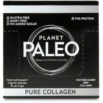 Planet Paleo Pure Collagen 10 Sachets
