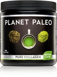 Planet Paleo Pure Collagen Matcha Latte 225g