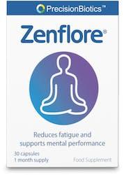 Precision Biotics Zenflore Food Supplements 30 Capsules