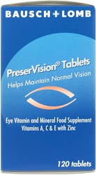 Preservision 120 Tablets