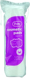 Pretty Cosmetic Pads 80  Pads