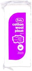 Pretty Cotton Wool Pleat 100g