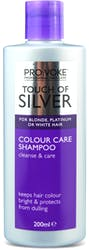 Pro:Voke Touch Of Silver Colour Care Shampoo 200ml