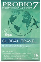 Probio 7 Global Travel 15 Vegcaps
