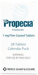 Propecia Finasteride (PGD) 1mg 28 Tablets