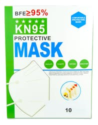 Protective Face Mask KN95 CE Certified 10s