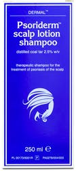 Psoriderm Scalp Lotion Shampoo 250ml